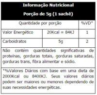 d-ribose-30-saches-de-5g-vitafor-tabela